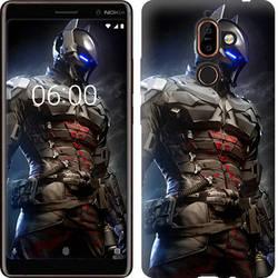 """Чехол на Nokia 7 Plus Рыцарь Аркхема """"4075u-1354-15886"""""""