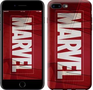 "Чехол на iPhone 7 Plus Marvel ""2752c-337-15886"""
