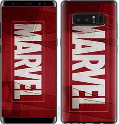 "Чехол на Samsung Galaxy Note 8 Marvel ""2752c-1020-15886"""