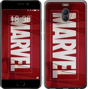 "Чехол на Meizu M6 Note Marvel ""2752c-1108-15886"""