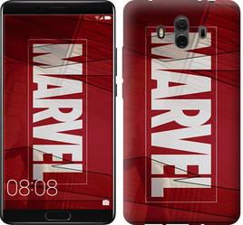 "Чехол на Huawei Mate 10 Marvel ""2752u-1116-15886"""