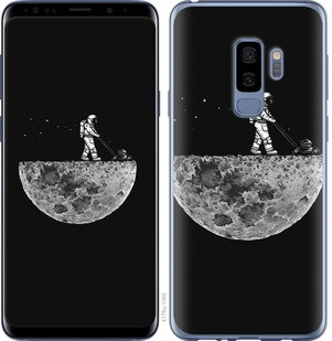 "Чехол на Samsung Galaxy S9 Plus Moon in dark ""4176c-1365-15886"""
