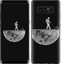"Чехол на Samsung Galaxy Note 8 Moon in dark ""4176c-1020-15886"""