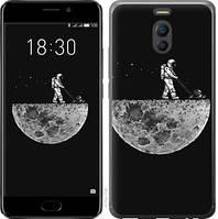 "Чехол на Meizu M6 Note Moon in dark ""4176c-1108-15886"""