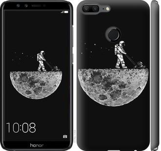 """Чехол на Huawei Honor 9 Lite Moon in dark """"4176c-1359-15886"""""""