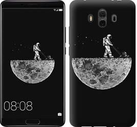 "Чехол на Huawei Mate 10 Moon in dark ""4176u-1116-15886"""