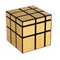 Кубик зеркальный Золотой от Shengshou