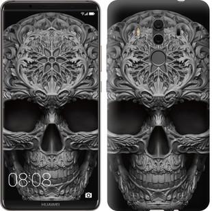 """Чехол на Huawei Mate 10 Pro skull-ornament """"4101u-1138-15886"""""""