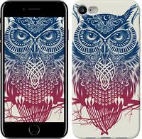 """Чехол на iPhone 7 Сова 2 """"2726c-336-15886"""""""