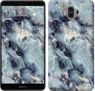 "Чехол на Huawei Mate 9 Мрамор ""3479u-425-15886"""
