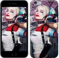 """Чехол на iPhone 6 Plus Отряд самоубийц """"3763c-48-15886"""""""