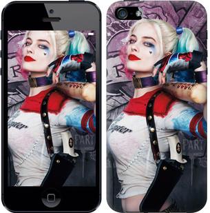 """Чохол на iPhone SE Загін самогубців """"3763c-214-15886"""""""