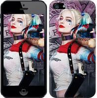 """Чехол на iPhone SE Отряд самоубийц """"3763c-214-15886"""""""