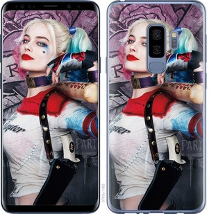 "Чехол на Samsung Galaxy S9 Plus Отряд самоубийц ""3763c-1365-15886"""