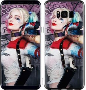 "Чехол на Samsung Galaxy S8 Отряд самоубийц ""3763c-829-15886"""