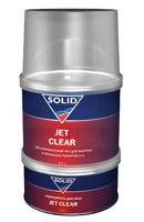 Быстросохнущий лак Solid JET CLEAR, 0,75 л.