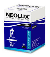 NEOLUX H4 12V 100/90W P43T/BLUE POWER LIGHT