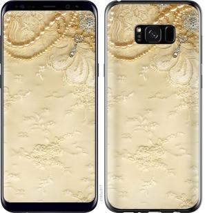 "Чехол на Samsung Galaxy S8 Plus Кружевной орнамент ""2160c-817-15886"""