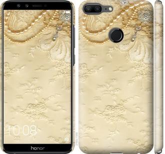 "Чехол на Huawei Honor 9 Lite Кружевной орнамент ""2160c-1359-15886"""