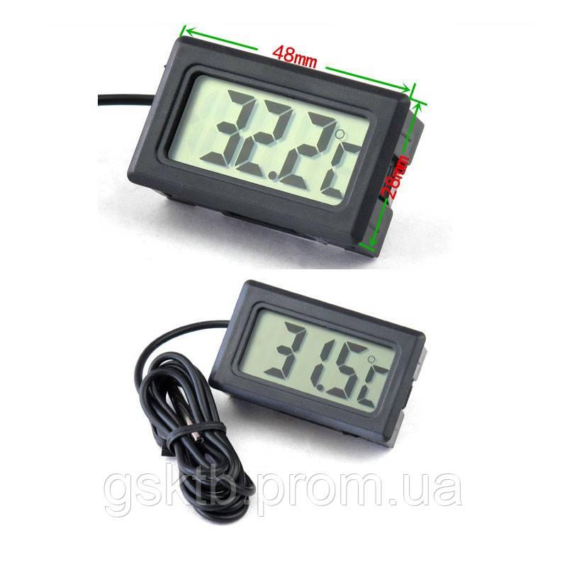 Термометр влагозащищенный JS-10/TPM-10