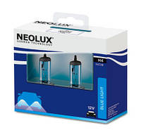 NEOLUX H4 12V 60/55W P43T / BLUE LIGHT