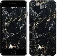 "Чехол на iPhone 7 Черный мрамор ""3846c-336-15886"""