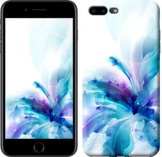 """Чехол на iPhone 7 Plus цветок """"2265c-337-15886"""""""