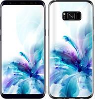 "Чехол на Samsung Galaxy S8 Plus цветок ""2265c-817-15886"""