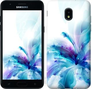 "Чехол на Samsung Galaxy J3 2018 цветок ""2265u-1501-15886"""