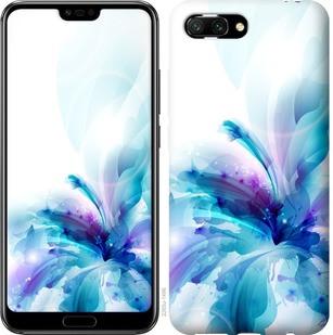"""Чехол на Huawei Honor 10 цветок """"2265u-1496-15886"""""""