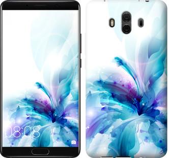 """Чехол на Huawei Mate 10 цветок """"2265u-1116-15886"""""""