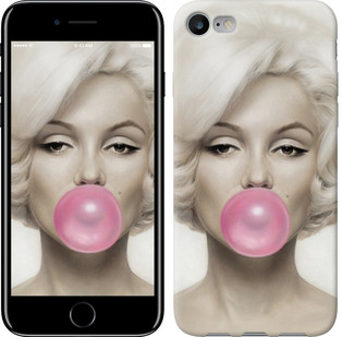 """Чехол на iPhone 8 Мэрлин Монро """"1833c-1031-15886"""""""