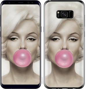 """Чехол на Samsung Galaxy S8 Plus Мэрлин Монро """"1833c-817-15886"""""""