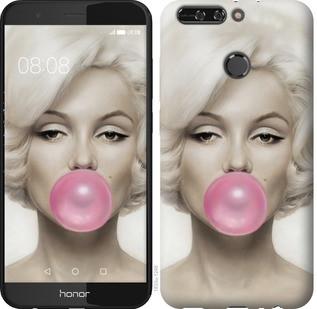 "Чехол на Huawei Honor V9 / Honor 8 Pro Мэрлин Монро ""1833u-1246-15886"""