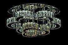 Светодиодная хрустальная люстра L78324/9 (CR+SHANBIN) LED, фото 3