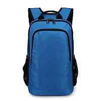 """Городской рюкзак для ноутбука 14,3"""" Тigernu (Тайгерну), голубой цвет"""