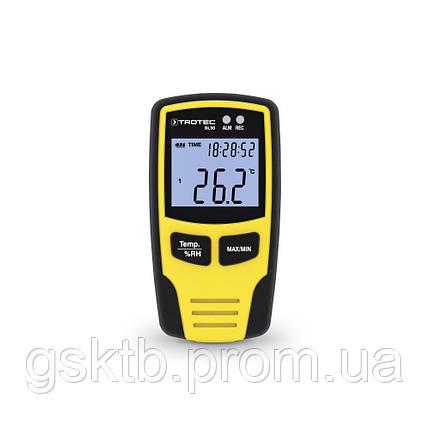 Регистратор температуры и влажности Trotec BL30  (Германия), фото 2