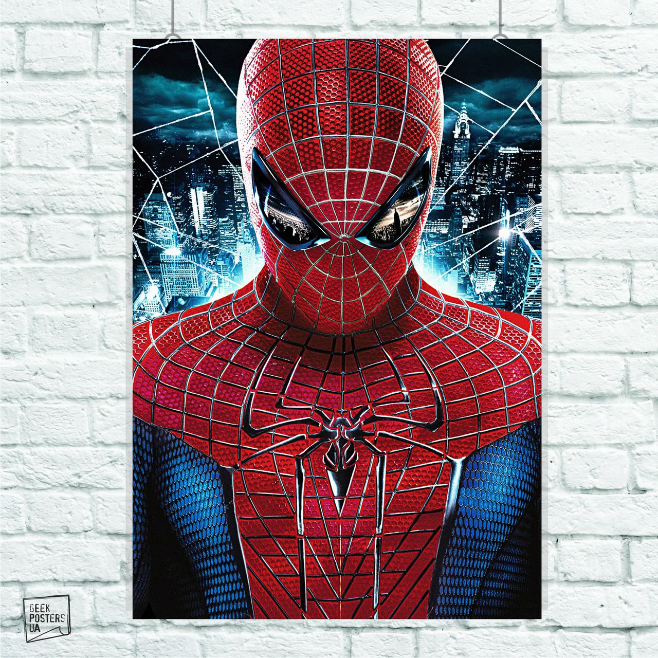 Человек паук постер украина