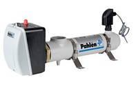 Електронагрівач компактний пластиковий Pahlen 15кВт з реле потоку і термостатом 380В, фото 2