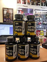 Opti-Men 90 150 240 tab Optimum Nutrition ТОП витамины и минералы витаминно-минеральный комплекс США