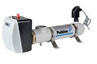 Електронагрівач компактний пластиковий Pahlen 18кВт з реле потоку і термостатом 380В, фото 2
