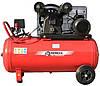 Воздушный компрессор Remeza 100.ТС 2051-2.2 (РМ-3183.03) 380в, 2.2кВт, ресивер-100лит.