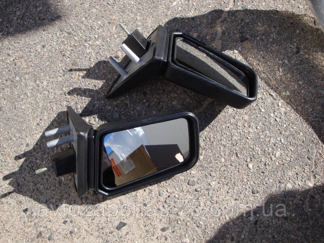 Зеркало Ваз 2109, Ваз 21099, Ваз 2108  (комлект левое+правое) производство ДААЗ, Россия