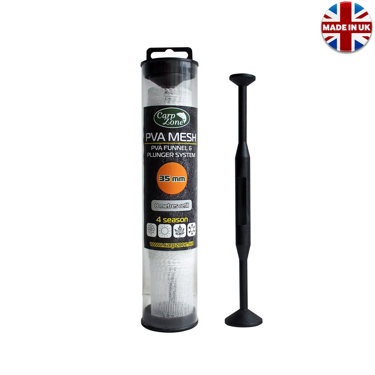 ПВА Система PVA Mesh Funnel & Plunger System  35mm