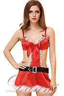 """Новогодний костюм """"Santa"""", Размер M (44-46)"""