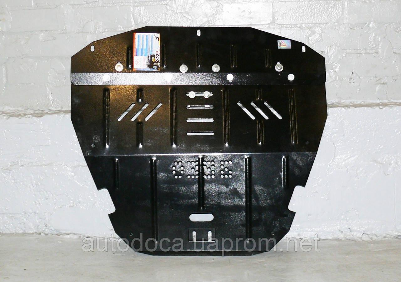 Защита картера двигателя и кпп Fiat Scudo  1998-