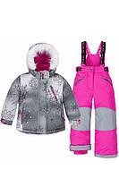 Зимний комплект для девочки Deux par Deux C801/687, фото 1