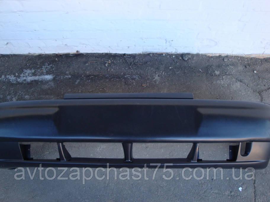 Бампер Ваз 2110, Ваз 2111 передний жесткий производство Пластик, Россия