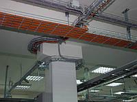 Монтаж кабельных сетей
