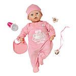 Эволюция куколок BABY ANNABELL от Zapf Creation. Отличие между версиями